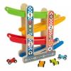Circuito Rampas Madera Con 4 Coches Play & Learn