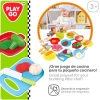 Utensilios Cocina Juguete Para Niños 3 Años Playgo