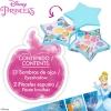 Estuche Maquillaje Niñas 2 Niveles Cenicienta Princesas Disney