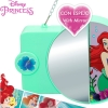 Bolsito De Maquillaje Con 2 Niveles Y 30 Piezas Princesas Disney