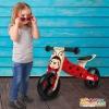 "Bici Sin Pedales Triciclo En Madera Modelo Mariquita 10"" Woomax"