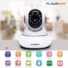 Floureon 720p Wifi 1.0mp Inalámbrica Cctv Seguridad Ip Cámara Para Interior