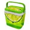 Nevera Portátil Para Playa Piscina Camping Acampada Cooler 29l Limon