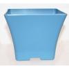 Tiesto Prebonsai Plástico Azul 9,3 X 9,3 X 7 Cm