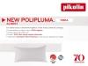 Almohada Fibra Pikolin- New Polipluma