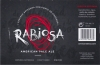 Cerveza Rabiosa American Pale Pack 6 Botellines