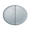Tecla Doble Interruptor-conmut Niessen Tacto 5511 Pl