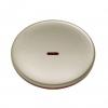 Tecla Interruptor Con Luminoso Niessen Tacto 5501.3 Cv