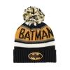 Gorro Premium Acrylico Jacquard De Batman