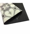Alfombra Vinilo Croma Hidra-negro 50x110cm Ap110