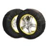 Fix&gotex Plus Size Xl Juego 2 Cadenas Textiles Coche Homologación Onorm V5121