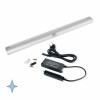 Aplique Led Persei Emuca A 595 Mm Luz Blanca Fría Con Sensor De Movimiento