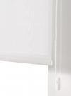 Estor Enrollable Tejido Hilo Color Traslúcido,170x250, Color Blanco