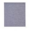 Estor Enrollable Tejido Hilo Color Traslúcido,150x175, Color Marino