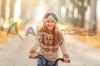 Bicicleta Para Niños-niñas 3-8 Años Medidas: 88.5x19x44cm Color Rojo