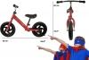 Bicicleta Equilibrio Sin Pedales Infantil De 3-5años Color Rojo