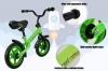 Bicicleta Equilibrio Sin Pedales Infantil De 2-6años Color Verde