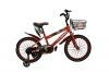 Bicicleta Infantil Para Niñas-niños 9 A 11 Años 20 Pulgadas Color Rojo
