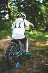 Bicicleta Infantil Para Niñas-niños 9 A 11 Años 20 Pulgadas Color Verde
