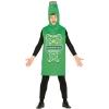 Disfraz Tercio Cerveza Verde Para Adultos