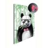 Panda Lienzo Marco Pintado