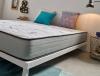 Colchón Viscoelástico Luxury Carbono 105*180 Altura 21 Cm +/- Firmeza Media-alta