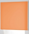 Estor Translúcido Naranja Naturals 100x250 Cm