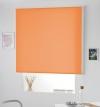 Estor Translúcido Naranja Naturals 160x250 Cm