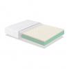 Colchon Norma Ferme 150x200 - Altura 25 Cm - Viscoelastica - Desenfundable Y Alta Densidad- Dormissimo