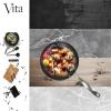 Vita: Batería 3 Cacerolas + Tartera + Cazo