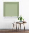 Estor Enrollable Happystor Clear Tejido Traslúcido 116-verde Pastel 60x175