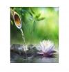 Estor Enrollable Happystor Estampado Digital Zen Hscz4625 160x180
