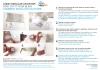 Estor Enrollable Happystor Estampado Digital Flores Hscc91004 130x180