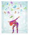 Estor Enrollable Happystor Estampado Digital Juvenil Hscj27849 145x180