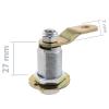 Primematik - Cerradura De Leva De 27mm X M18 Con Llave Tubular Ky00200