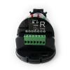 Bematik - Barrera Detectora De Infrarrojos Compacta De 2 Rayos Para Distancia De 0m A 20m Lb07100