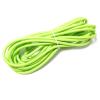 Bematik - Cable Eléctrico Decorativo De Tela 5m 2x0.75mm De Color Verde Me05400