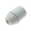 Bematik - Portalámparas Blanco Para 1 Bombilla E27 Nv09500