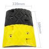 Primematik - Badén Reductor De Velocidad Para Coches 320x500x50mm Se04100