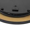 Primematik - Base Giratoria Eléctrica De 60 Cm. Plataforma Rotatoria De Color Negro Sr00600