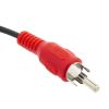 Bematik - Cable Audio Stereo Minijack 3.5 M A Rca-m 5m Tv09300