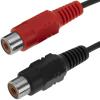 Bematik - Cable Audio Stereo 5m (2xrca-m/h) Vc03300