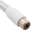 Bematik - Cable Audio Stereo 10m (2xrca-m/h) Vc03400