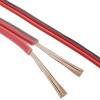 Bematik - Cable De Audio Para Altavoces Rojo Y Negro De 2x1,50 Mm² Bobina De 10m Vh07300