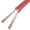 Bematik - Cable De Audio Para Altavoces Rojo Y Negro De 2x1,50 Mm² Bobina De 20m Vh07400