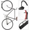 Primematik - Gancho Para Colgar Bicicleta En La Pared Paquete De 4 Unidades Ki00201