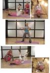 Barra Portátil Para Pilates Studio, De Gimnasio Yoga Ejercicio Estiramientos Entrenamiento Fitness Stretch Pilates Multitud De Ejercicios Para Una Vida Sana