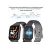 Smartwatch Mujer Hombre Reloj Inteligente F25 Negro