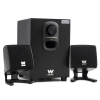 Altavoces 2.1 Woxter Big Bass 110r, 20w, Bt, Rca 3,5mm