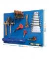Kit Panelclick 1200x600 Azul + 8 Hook